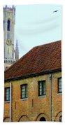 Bruges 18 Bath Towel