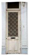 Bruges Door 1 Bath Towel