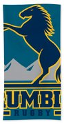 Brumbies Rugby Bath Towel