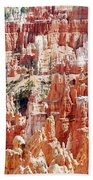 Bryce Canyon Hoodoos Bath Towel