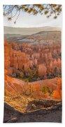 Bryce Canyon National Park Sunrise 2 - Utah Bath Towel