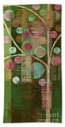 Bubble Tree - 85lc16-j678888 Bath Towel