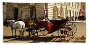 Vienna Buggy Man Bath Towel