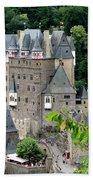 Burg Eltz Castle Bath Towel