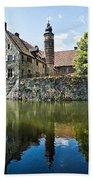 Burg Vischering Bath Towel