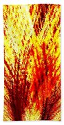 Burning Bush Bath Towel