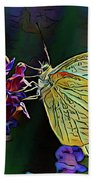 Butterfly 18718 Bath Towel