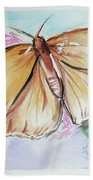 Butterfly 5 Hand Towel