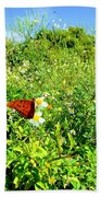 Butterfly Bonanza Bath Towel