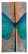 Butterfly Exhibition 1 Bath Towel