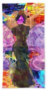 Butterfly Fantasy Bath Towel