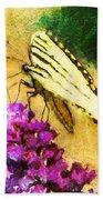 Butterfly Journey Bath Towel
