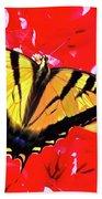 Butterfly Series #11 Bath Towel