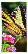 Butterfly Series #8 Bath Towel