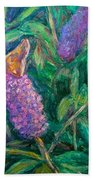 Butterfly View Hand Towel