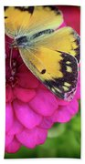 Butterfly Whispers Bath Towel