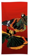 Butterfly1 Hand Towel
