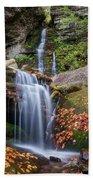 Buttermilk Falls Bath Towel