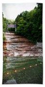 Buttermilk Falls State Park New York 02 Bath Towel