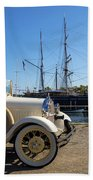By Land And By Sea Bath Towel