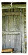 Cabin Door Bath Towel