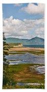 Cabot Trail In Nova Scotia Bath Towel
