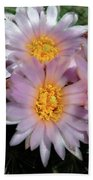 Cactus Flower Bath Towel