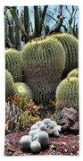 Cactus Galore  Bath Towel