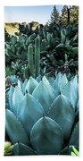 Cactus Garden Bath Towel