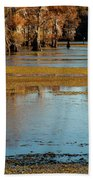 Caddo Lake 2016 Bath Towel