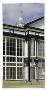Cafe At The Pavilion Gardens - Buxton Bath Towel