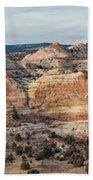 Calf Creek Canyon Grand Staircase Escalante Utah Bath Towel