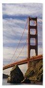 California, San Francisco Hand Towel