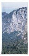 California: Yosemite Valley Bath Towel