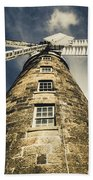 Callington Mill In Oatlands Tasmania Bath Towel