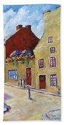 Calvet House Old Montreal Hand Towel