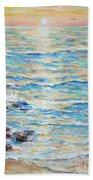 Cambria Rocks Hand Towel
