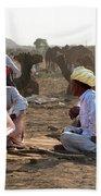 Camel Traders Pushkar Bath Towel