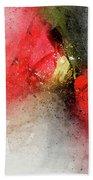 Camellia Burst Bath Towel
