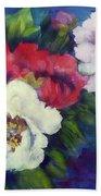 Camellias Bath Towel