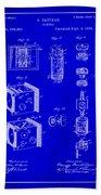 Camera Patent Drawing 2h Bath Towel