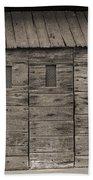 Camp Randall Stockade - Madison Wisconsin Bath Towel
