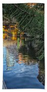 Canal View  Bath Towel
