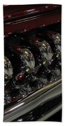Candy Apple Bullets Hand Towel