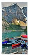 Canoe Paradise Hand Towel