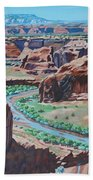 Canyon De Chelly  Bath Towel