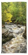 Canyon Falls Bath Towel