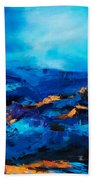 Canyon Song Bath Towel