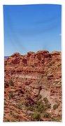 Canyonlands National Park - Big Spring Canyon Overlook Bath Towel