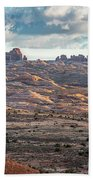 Arches National Park - Morning Bath Towel